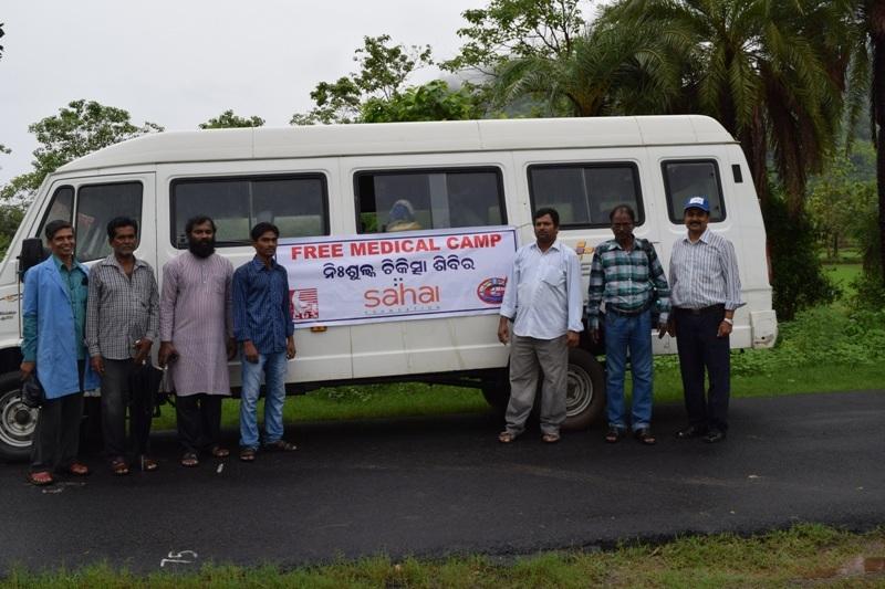 Ambulance we use belong to Echo hospital